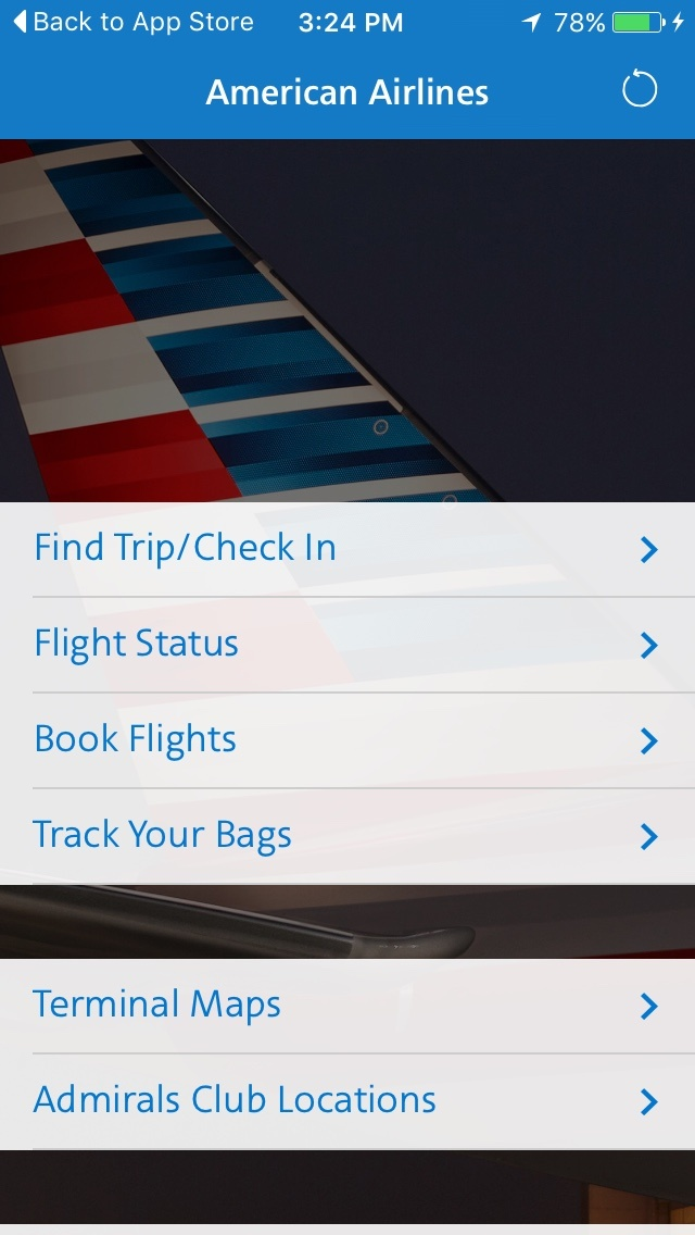 American Airlines Mobile Apps Airline Mobile Apps