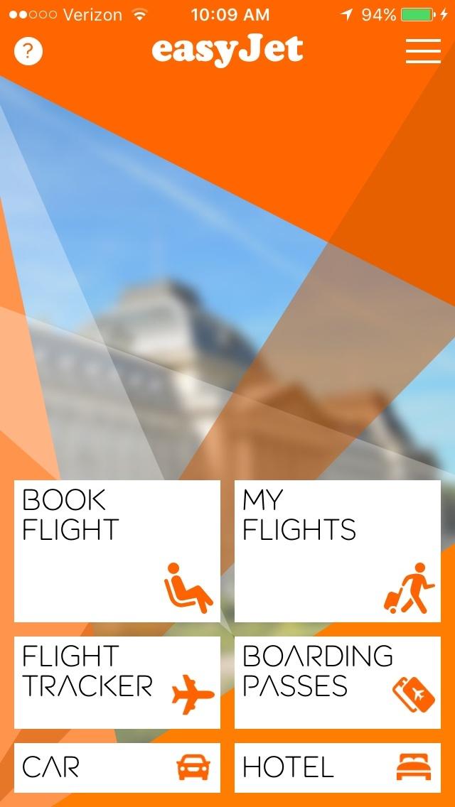 easyJet   Airline Mobile Apps